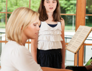 Singing Lessons at Home