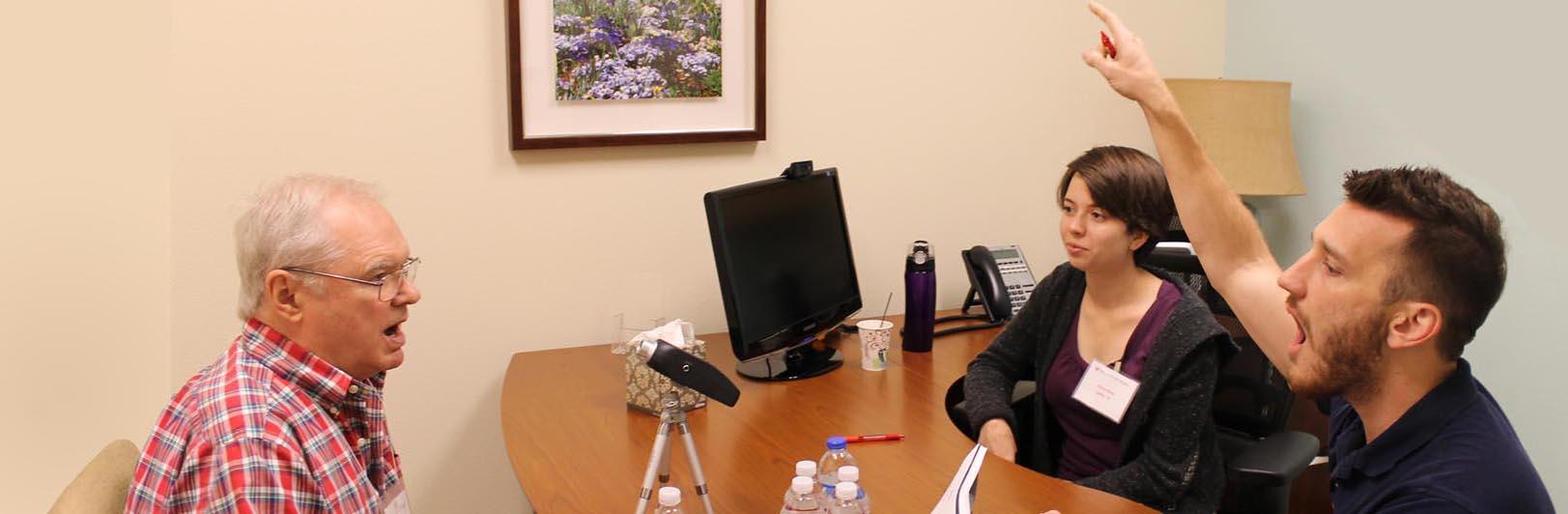 parkinsons disease voice therapy program