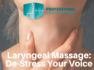 laryngeal massage