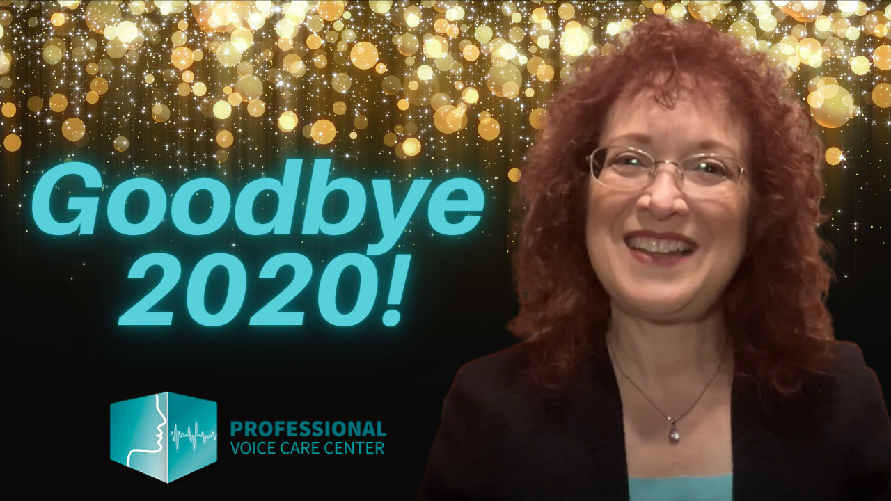 Goodbye to 2020 by Karen Sussman